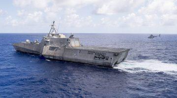 Troubled $29 Billion U.S. Warship Sows Fresh Doubt on Worth