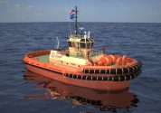 Edison Chouest to Build 13 Damen Tugs Following Texas, Alaska Contract Wins