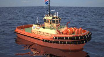Edison Chouest to Build 13 Damen Tugs Following Texas, Alaska Contract Wins