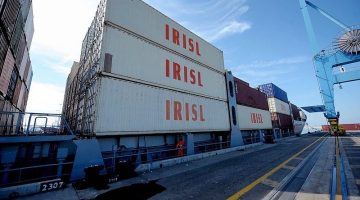 Iran Shipping Lines Sees Business Back to Normal in 2017
