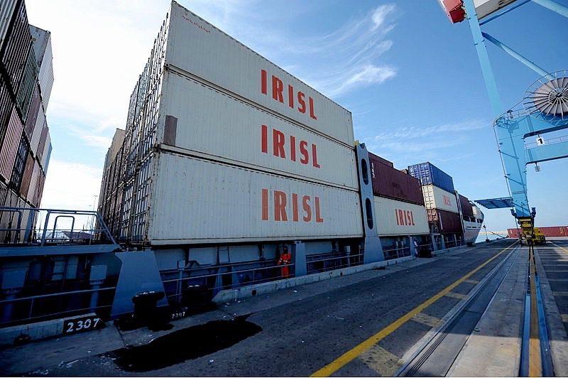 irisl containers