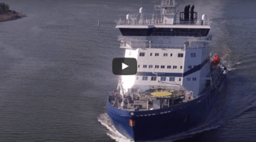 WATCH: Tour the World's First LNG-Powered Icebreaker