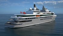 Damen Releases Next-Generation Expedition Cruise Vessel Design