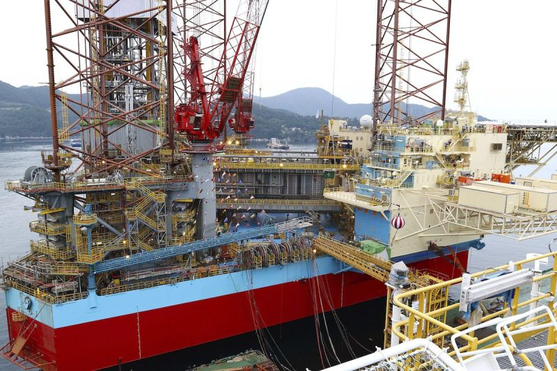Maersk Invincible. Credit: Maersk Drilling