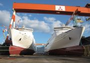 Japan's Mitsubishi Heavy Industries Considering Shipbuilding Options