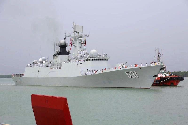 File photo: Royal Malaysian Navy