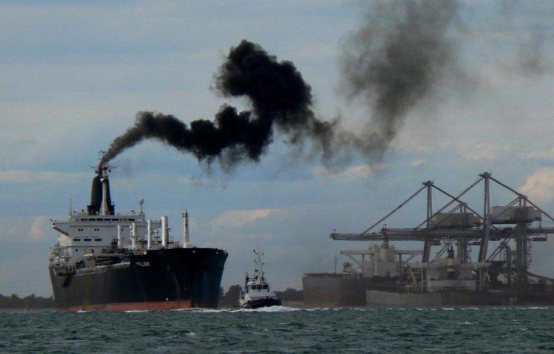 ship emissions