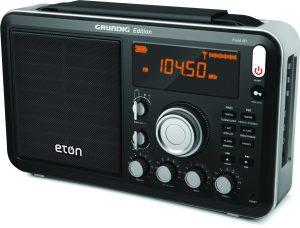 Eton Field – World Band Radio with Bluetooth