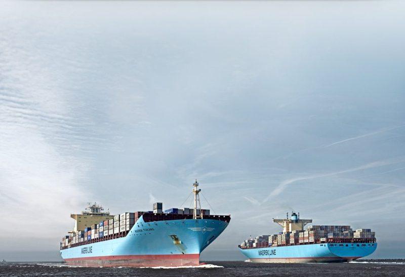 Photo credit: Maersk Line