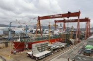 World's No. 1 Shipbuilder, Hyundai Heavy Industries, Announces Four-Way Split