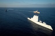 Assessment Says U.S. Navy Needs 355-Ship Fleet