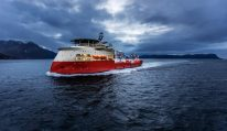Ulstein Delivers 'Island Venture', Its Largest Construction Vessel to Date