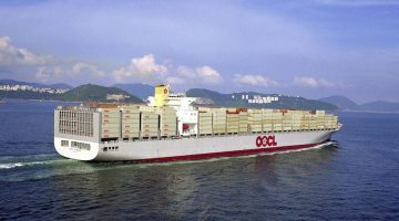 Orient Overseas Says It's Not Aware of Any Bids for OOCL