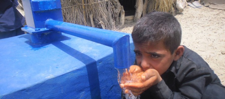 GCT Water Project in Tharparkar
