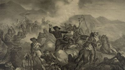 American History: Custer's Last Stand Against the Indians