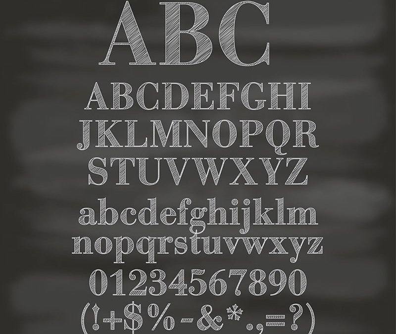 Importance of Typography in Good Web Design