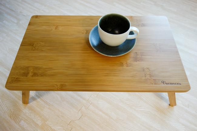 ミニテーブル木製バカンス-9