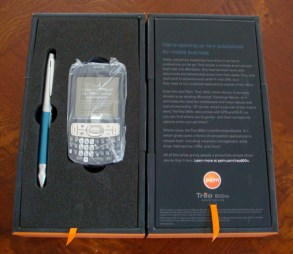 Gear Diary Palm Treo Pro First Impressions photo