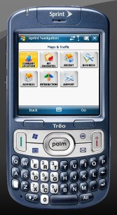 Gear Diary The Sprint Palm Treo 800w WM6 Phone Review photo