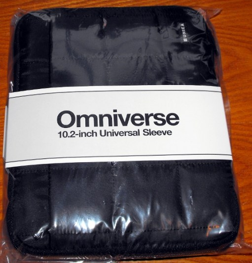 Gear Diary Review: Uniea Omniverse Universal and Omniverse Hard Drive Case photo