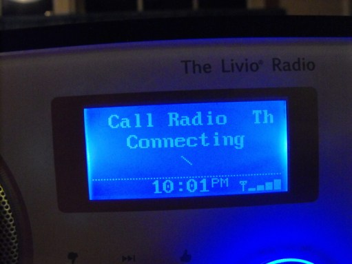 Gear Diary Livio Radio featuring Pandora Review photo