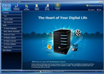Gear Diary Review: HP MediaSmart Server EX495 photo