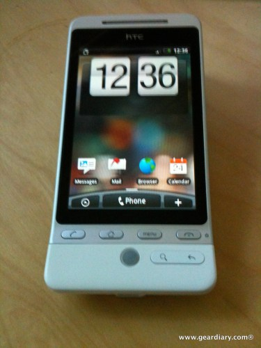 Sprint HTC Hero -2