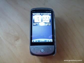 Sprint HTC Hero -51