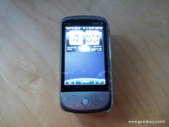 Gear Diary HTCs Sprint Hero Review photo