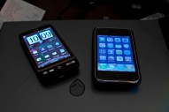 Gear Diary HTC Desire with HTC Sense and Android 2.1 Review photo