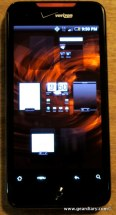 Gear Diary A Quick Look at the Verizon HTC Droid Incredible Android Phone photo