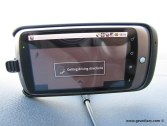 Gear Diary Review of the Google Nexus One Car Dock Kit photo