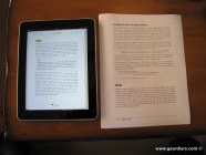Gear Diary Books on the iPad: Comparing the Printed Page to ePub and PDFs photo