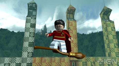 LEGO Harry Potter ss2