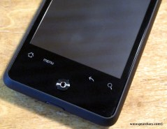 Gear Diary Android Device Review: the AT&T HTC Aria Mobile Phone photo