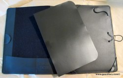 Gear Diary iPad Accessory Review: the River Garden Oberon Design iPad Cover photo