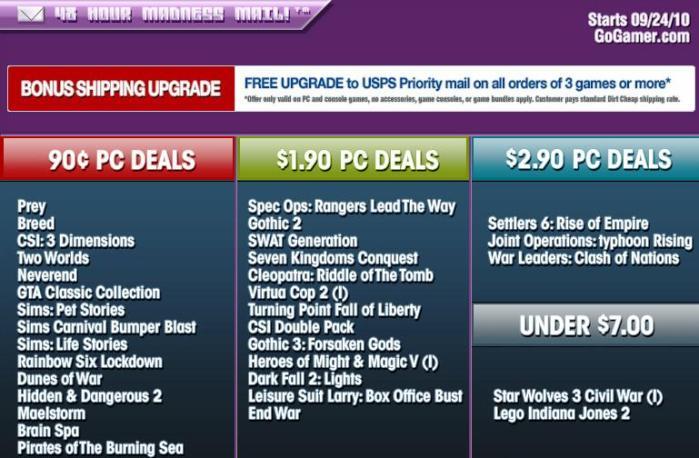 GoGamer Deals