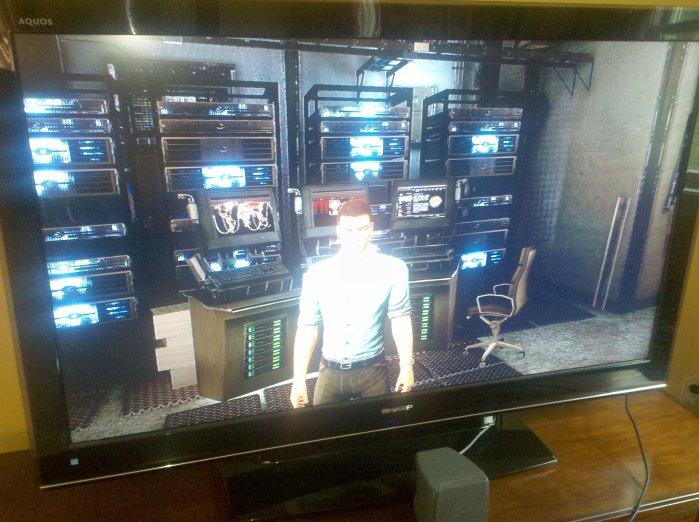 Alpha Protocol Big Screen