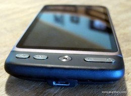Gear Diary Android Device Review: U.S. Cellulars HTC Desire photo