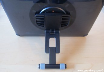 Gear Diary iPad Accessory Review: Revenas ELEMENTS AXIS Mounting System and iPad Accessories photo