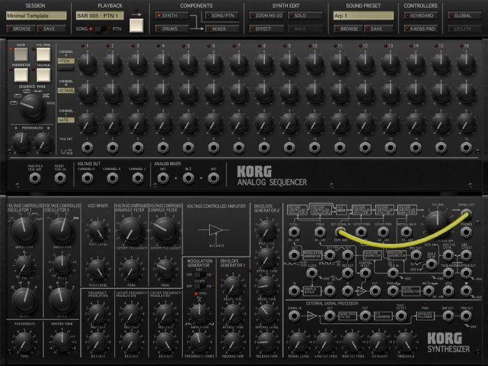 Korg iMS-202