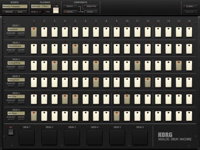 Korg iMS-203