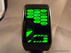 Gear Diary TokyoFlash Kisai Console Watch Review photo