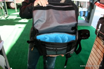 Gear Diary CES: Meeting with Timbuk2 photo