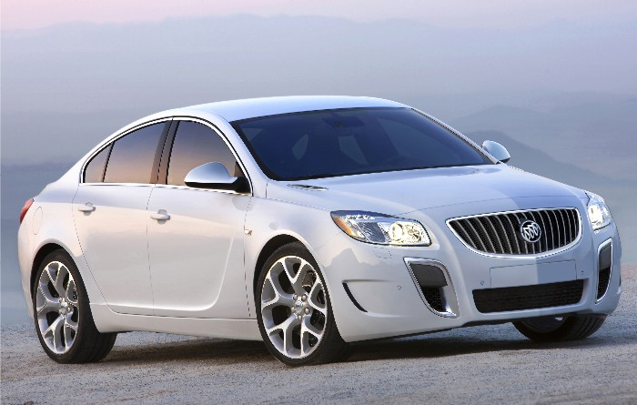 Buick Regal GS show car. X11BU_RG012