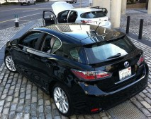 Gear Diary Mark Levinson Helps Lexus Celebrate Launch of CT200h photo