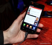Gear Diary MWC: Hands On Samsung Galaxy S II and Galaxy Tab 10.1 photo