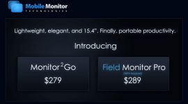 Gear Diary Computer Accessory Review: Field Monitor Pro with DisplayLink Technology photo