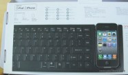 Gear Diary iPhone Accessory Review: WOW keys Keyboard for Mac, PC, iPhone and iPod touch photo