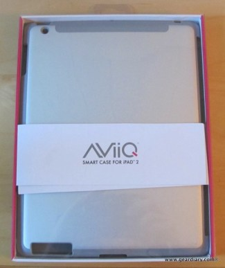 Gear Diary iPad Case Review: AViiQ Smart Case for iPad 2 photo